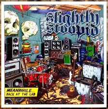 SLIGHTLY STOOPID Meanwhile Back At The Lab 2015 RARE Sticker +FREE Punk Stickers