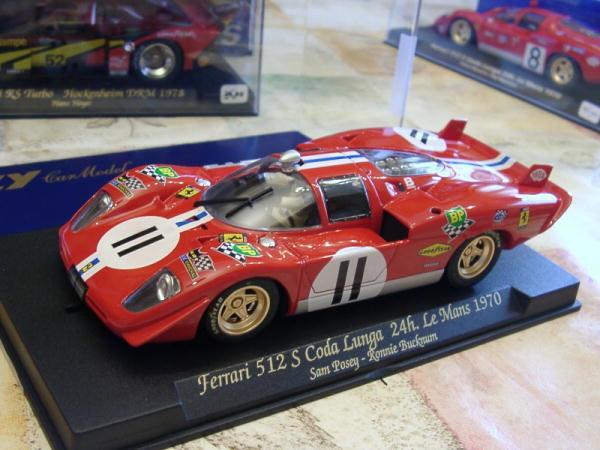 FLY C27 Ferrari 512S Bellinetta - Le mans 1970 1 32 New