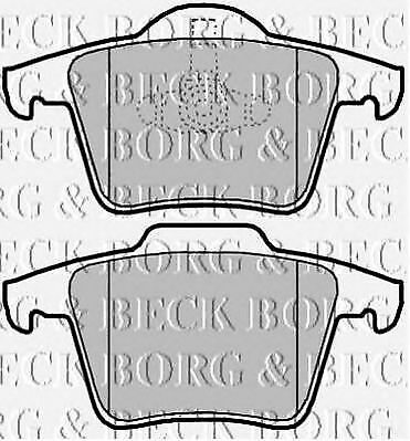 REAR AXLE BRAKE PADS for VOLVO XC90 I V8 2005-2006