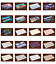 Ambesonne-Fabric-Place-Mats-Set-of-4-Placemats-for-Dining-Room-and-Kitchen-Table thumbnail 1