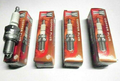 x4 1967-74 ** 1300cc seulement ** Spark Plugs TRIUMPH SPITFIRE Mk3 /& MkIV