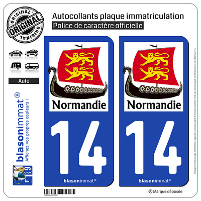 Search For Flights 2 Stickers Autocollants Plaque D'immatriculation Auto 14 Normandie Drakkar To Adopt Advanced Technology