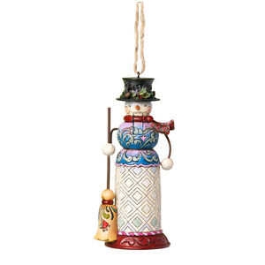 image is loading jim shore snowman nutcracker christmas ornament 4025496 - Nutcracker Christmas Ornaments