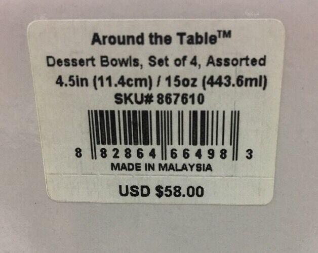 TradeMart Inc Square Plates Birthday 96 Ct Black /& White Collection 541671