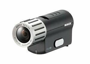 Brand New Minox ACX 100 Action Camera 1080P