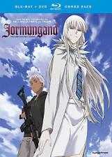 Jormungand: The Complete First Season (Blu-ray/DVD, 2014, 4-Disc Set)