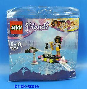 LEGO-SET-30205-Friends-Popstar-roter-Teppisch