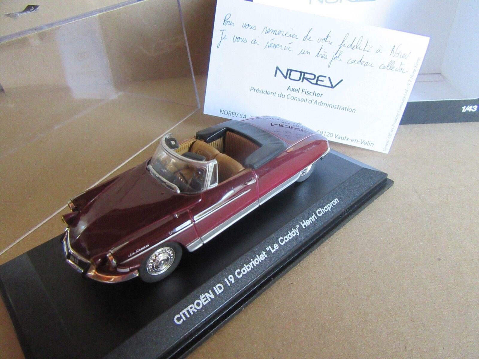 892G Norev 157036 Citroën ID 19 Le dy H. Chapron 1 43