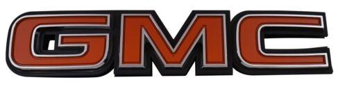 "Tailgate Trim Panel /""GMC/"" Emblem 1981-87 GMC Pickup Truck /& Jimmy"