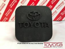 2000 - 2017 OEM FACTORY TOYOTA TOW TRAILOR HITCH COVER PLUG PT228-35960-HP