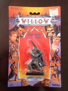 1988 Willow Lucasfilm Movie Nockmaar Warrior Evil Soldier Figure Moc