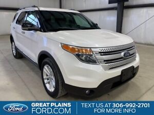2011 Ford Explorer XLT | 4x4 | Leather Heated Seats | Keyless Entry | One Owner