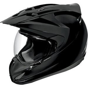 Icon-variante-UNI-NOIR-BRILLANT-MOTO-ENDURO-ADVENTURE-casque