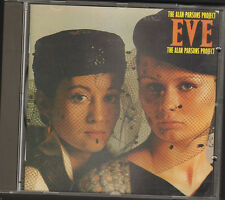 ALAN PARSONS Project EVE 9 tr CD NEW 1979  Andrew Powell HIPGNOSIS Alan Parson