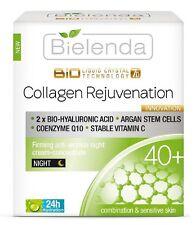 BIELENDA Collagen Rejuvenation Firming Cream Concentrate 40+ Night Anti Wrinkle