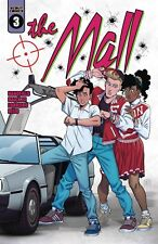 The Mall #1 NM 1st Print SCOUT Comics Optioned TV