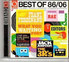 (FD603) Q: Best Of 86/06, 14 tracks various artists - sealed 2006 Q Magazine CD