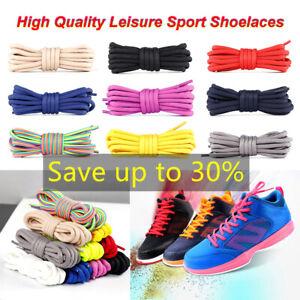 Hiking Boot Shoelaces Athletic Shoe Laces Round Shoelaces Sneaker Shoe Lace