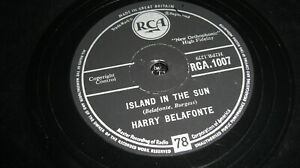 S1708-Harry-Belafonte-Island-In-The-Sun-Cocoanut-Woman