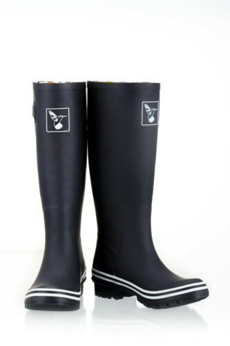 UK 3-8 Ladies Evercreatures Wellies Mid-Calf /& Tall Wellington Ankle Boots