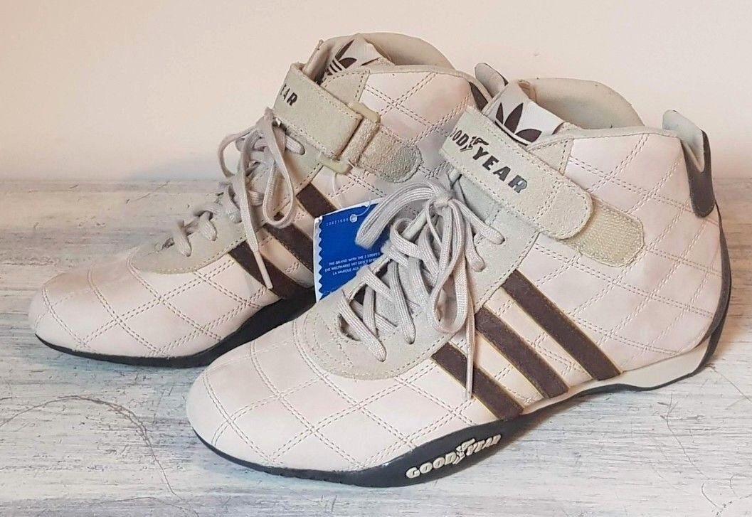 Adidas MONACO GP Trainers Race Stiefel Größe 6 6 6 Grand Prix F1 - Cream   Beige BNWT 81c329