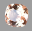 thumbnail 3 - Flawless 5.45 Ct Natural Padparadscha Sapphire Stunning Certified Cushion Gem