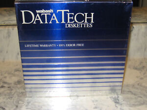 8-inch-SSSD-floppy-disks-new-old-stock-factory-sealed-box-of-10-Datatech