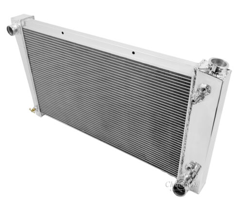 1967 1968 1969 1970 1971 1972 Chevy Blazer//GMC Jimmy 2 Row DR Champion Radiator