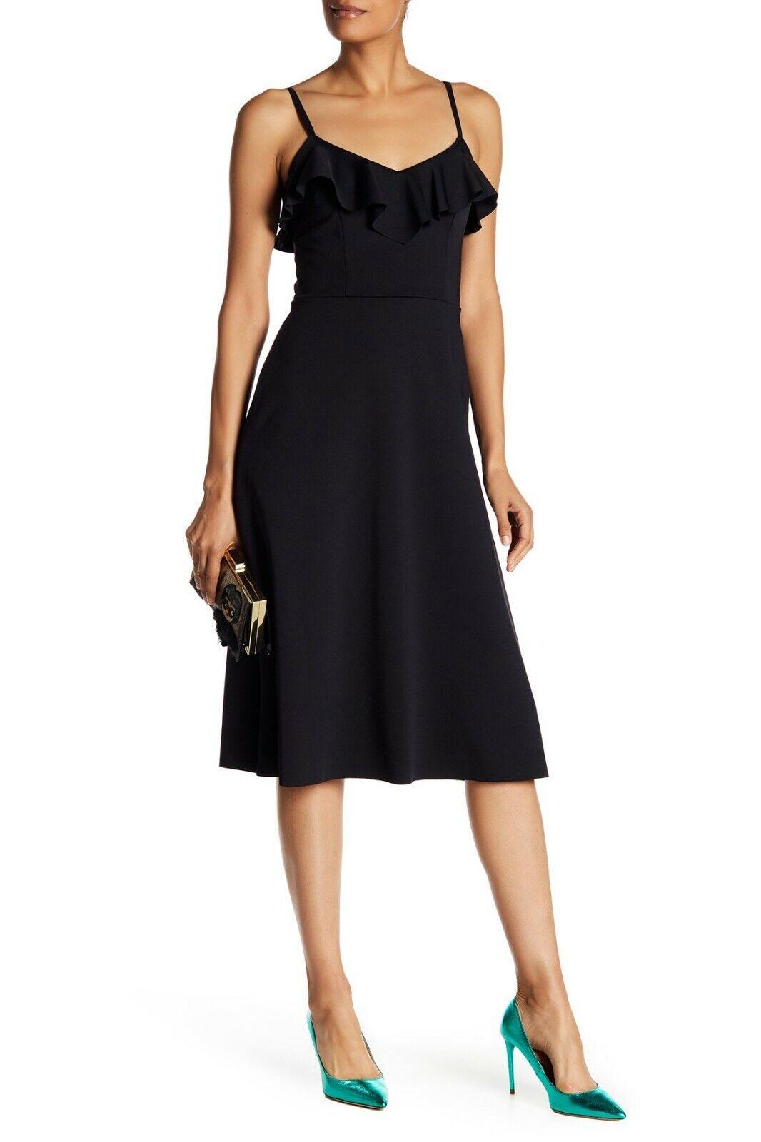 NWOT  Trina Turk Nifty Midi Dress 14
