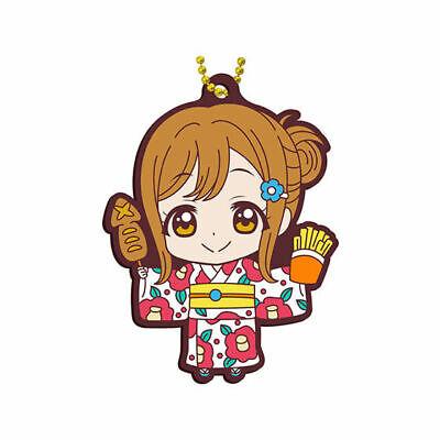 Love Live Summer Festival Swing Rubber Strap Keychain Charm~ Dia Kurosawa @29377
