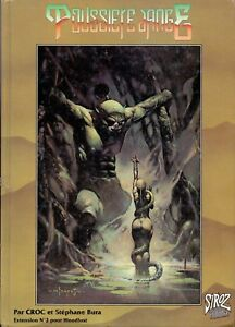 JDR-RPG-JEU-DE-ROLE-SIROZ-BLOODLUST-EXTENSION-N-2-POUSSIERE-D-039-ANGE