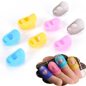 4Pcs-Guitar-Fingertip-Protectors-Finger-Guards-for-Guitar-Ukulele-AccessoriePYW