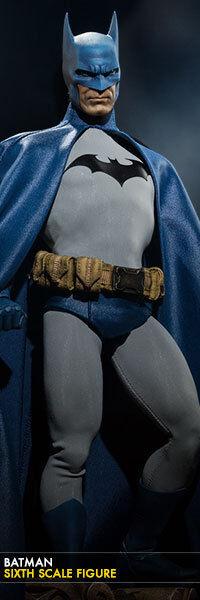 Batman figurine 1 6 action figure Sideshow Collectibles 100090