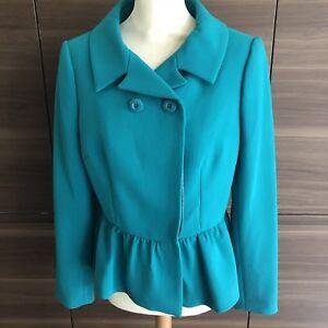 Betty-Jackson-Smart-Quality-Jacket-blazer-Size-12