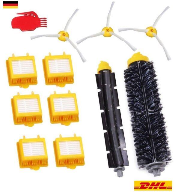 700er Staubsauger Roboter Zubehör Set 4 HEPA Filter Für iRobot Roomba Serie 700