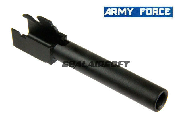 Army Force Airsoft Toy CNC Metal Outer Barrel For Army R17 GBB ARMY-054