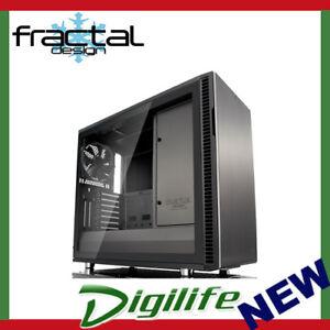 Fractal Design Define R6 Gunmetal Tempered Glass Mid Tower Fd Ca Def R6 Gy Tg 7350041085935 Ebay,Design Of Machinery 5th Edition