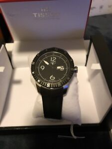 7c73ffc92e6 Tissot T-Navigator Automatic Black Dial Mens Watch T0624301705700 ...
