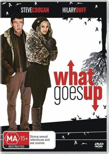 1 of 1 - What Goes Up (DVD, 2009) Brand New and sealed