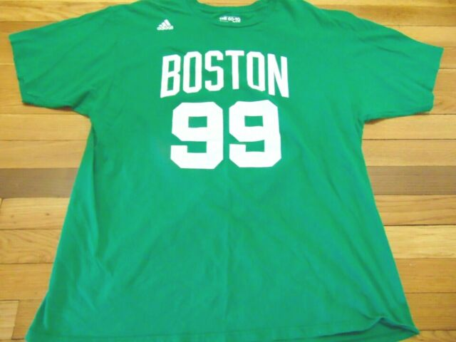 new product 97773 dc2d8 ADIDAS NBA BOSTON CELTICS JAE CROWDER GREEN JERSEY T-SHIRT SIZE 2XL