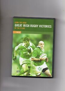 IRELAND-RUGBY-DVD-GREAT-IRISH-RUGBY-VICTORIES-OF-THE-TV-AGE