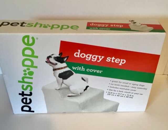 Pet Pe Doggy Step Beige Small Or