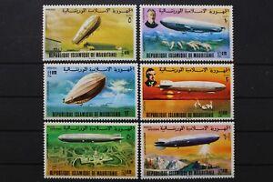Mauretanien, MiNr. 539-544, postfrisch / MNH - 642201