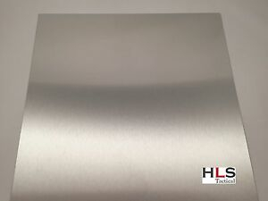 200mm x 200mm x 3mm Edelstahl Blech Edelstahlplatte Platte geschliffen K240