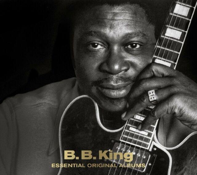 B.B. KING - ESSENTIAL ORIGINAL ALBUMS  3 CD NEUF
