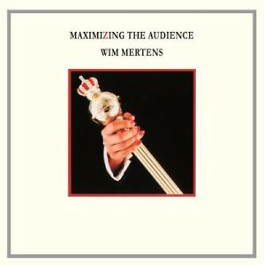 Wim-Mertens-Maximinzing-the-Audience-New-Vinyl-LP-Holland-Import