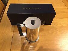 Ralph Lauren Home Walton Silver Plated Coffee Pot
