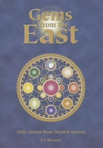 1 of 1 - Gems from the East by H P Blavastsky, H P Blavatsky (Paperback / softback, 2001)