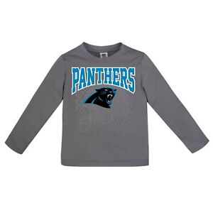 the latest bbb0f 7d8f9 Details about Carolina Panthers Performance Baby Toddler Shirt, Long Sleeve  Gerber NFL
