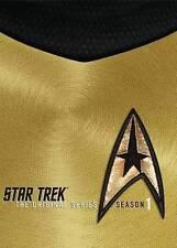 Star Trek The Original Series Season One DVD 10-Disc Set 2014 Shatner Spock NEW